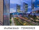 milan  italy   september 19 ... | Shutterstock . vector #720403423