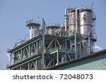 oil refinery | Shutterstock . vector #72048073