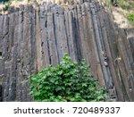 a rock climber ascends one of... | Shutterstock . vector #720489337