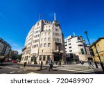 london  uk   circa june 2017 ... | Shutterstock . vector #720489907