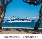 monterey  california  ... | Shutterstock . vector #720530437