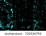 color grunge turquoise...   Shutterstock . vector #720534793
