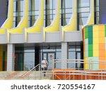omsk  russia   september 22 ...   Shutterstock . vector #720554167