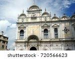 venice.basilica di san giovanni ... | Shutterstock . vector #720566623