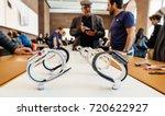 paris  france   sep 22  2017 ... | Shutterstock . vector #720622927