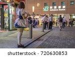 tokyo  japan   september 21st ... | Shutterstock . vector #720630853