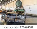 costa mesa  california  ... | Shutterstock . vector #720648007