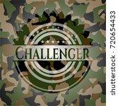 challenger camo emblem