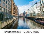 hamburg  germany   18 september ... | Shutterstock . vector #720777007