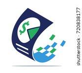 icon logo   illustration for... | Shutterstock .eps vector #720838177