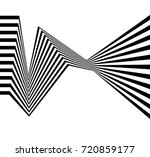 black and white stripe line... | Shutterstock .eps vector #720859177