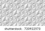 3d wall stone panels natural... | Shutterstock . vector #720922573