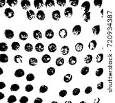 black white grunge vector... | Shutterstock .eps vector #720934387