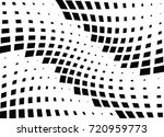 abstract halftone wave dotted... | Shutterstock .eps vector #720959773