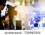 Photographer Video Recording...