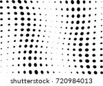 abstract halftone wave dotted... | Shutterstock .eps vector #720984013
