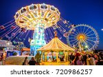 munich  germany   september 21  ... | Shutterstock . vector #720986257