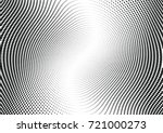abstract halftone wave dotted... | Shutterstock .eps vector #721000273