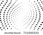 abstract halftone wave dotted... | Shutterstock .eps vector #721000333