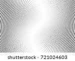 abstract halftone wave dotted... | Shutterstock .eps vector #721024603