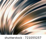 wave abstract background 3d... | Shutterstock . vector #721055257