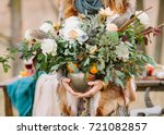 arranging  fall  style concept. ...