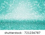 Abstract Elegant Teal Green...