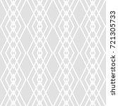seamless pattern of rhombuses.... | Shutterstock .eps vector #721305733