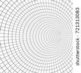 illustration of vector spiral... | Shutterstock .eps vector #721313083