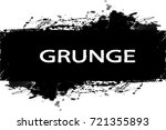grunge banners  insignias... | Shutterstock .eps vector #721355893