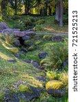estonia park | Shutterstock . vector #721525213