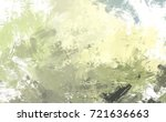 brushed painted abstract... | Shutterstock . vector #721636663