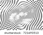 abstract halftone wave dotted... | Shutterstock .eps vector #721693513
