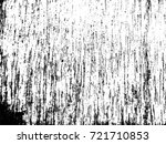 scratches. vector scratched... | Shutterstock .eps vector #721710853