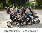 funny children sitting in...   Shutterstock . vector #721726237