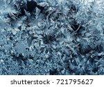 festive christmas glittery...   Shutterstock . vector #721795627