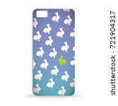 mobile phone case design with...