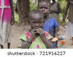 01 july 2017   south sudan ... | Shutterstock . vector #721916227