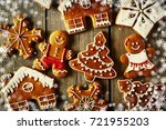Christmas Homemade Gingerbread...