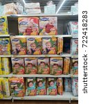 senawang   malaysia  24... | Shutterstock . vector #722418283