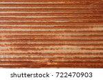 Rusty Zinc Corrugated Iron...