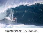 hawaii   january 5  makua...   Shutterstock . vector #72250831