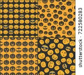 set of seamless patterns from...
