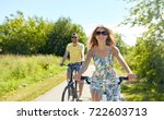 people  leisure and lifestyle... | Shutterstock . vector #722603713