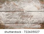 baking background. rustic... | Shutterstock . vector #722635027
