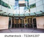 london  uk   circa june 2017 ... | Shutterstock . vector #722641207