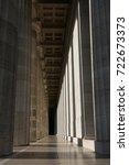 regensburg  germany   august 05 ... | Shutterstock . vector #722673373