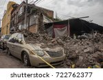 xochimilco  mexico city  mexico ...   Shutterstock . vector #722762377