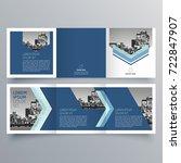 brochure design  brochure... | Shutterstock .eps vector #722847907
