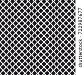 vector seamless pattern. modern ... | Shutterstock .eps vector #722987677